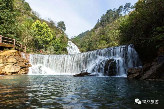 华蓥山天意谷,洞中天河世界罕见
